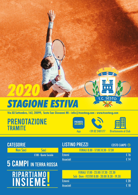 TC SESTO_promozione_estate_2020