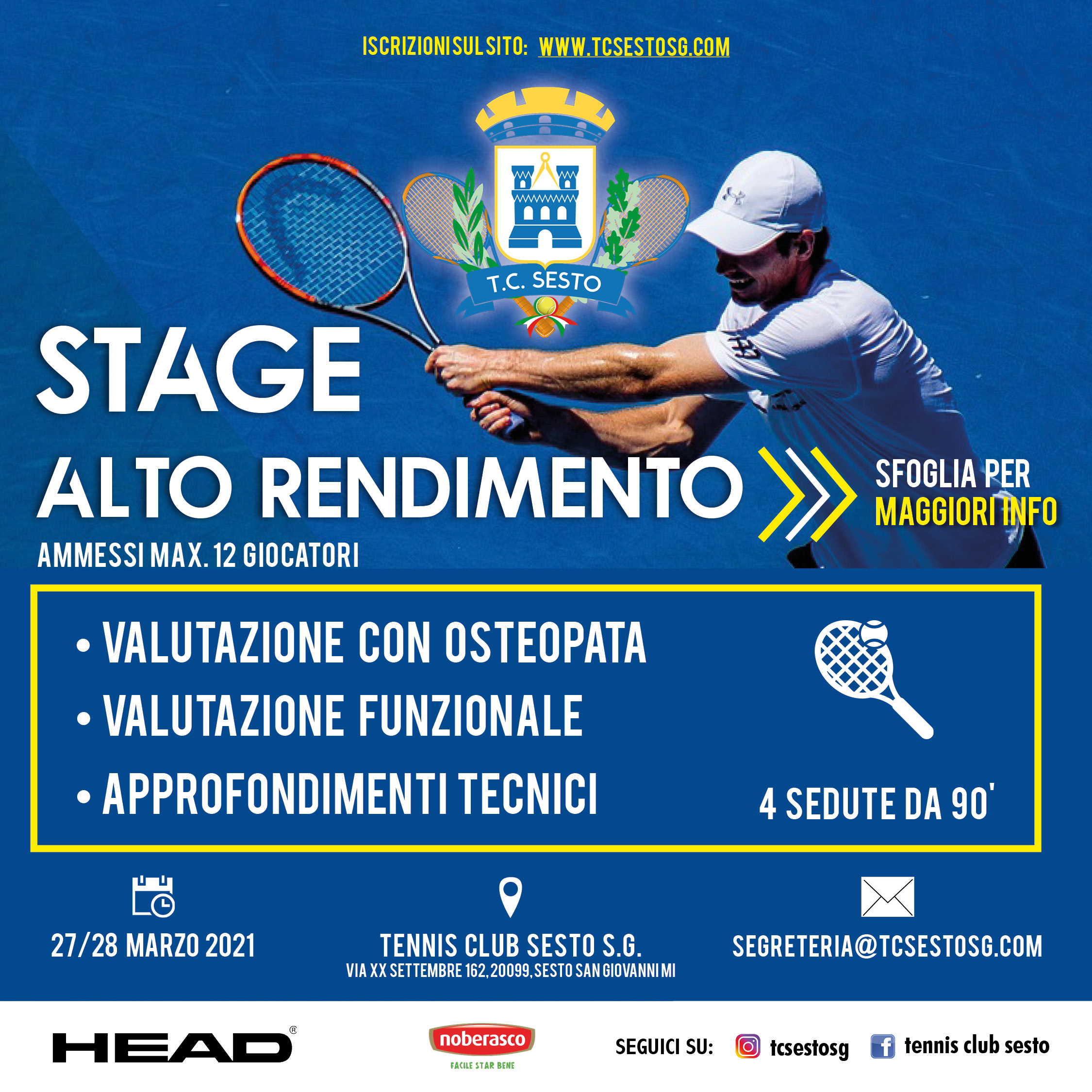STAGE MARZO 2021